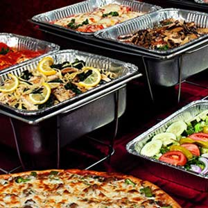 Lisa Pizza Melrose Catering